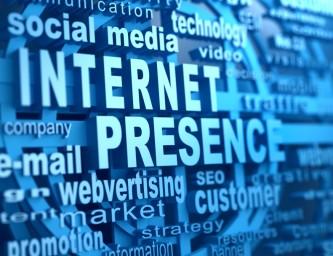 Internet presence photo