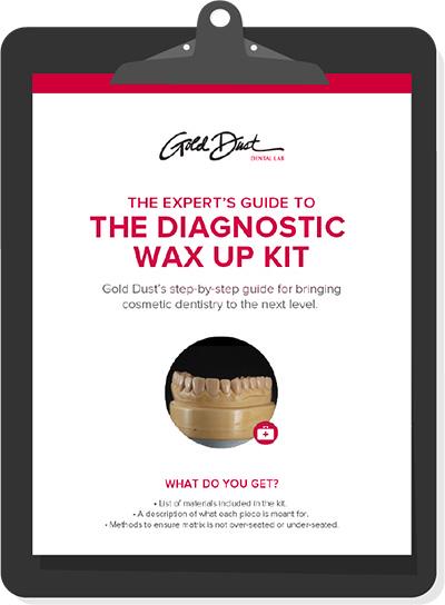 Dental Lab Techniques   Diagnostic Wax Kit Guide Preview
