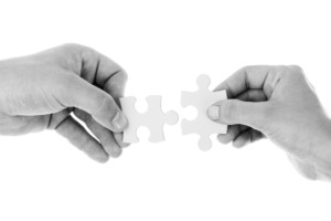 There are three integral pieces to the patient health puzzle.