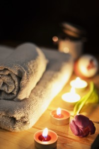 Get a massage to relax for the biggest case of your career.