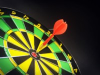 Clinical excellence requires the precision and accuracy of a bull's eye.