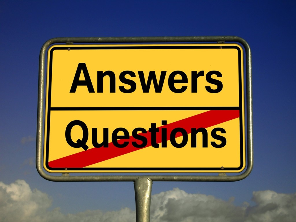 Patients come to us looking for answers to their health questions.